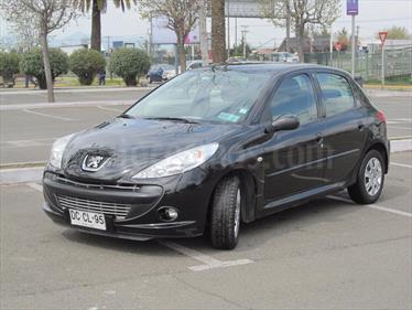 Foto venta Auto usado Peugeot 207 5P X Line 1.4  (2011) color Negro precio $3.000.000