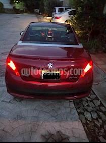 Foto venta Auto usado Peugeot 207 CC Turbo (2009) color Rojo precio $110,000