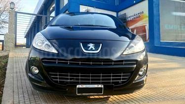 Foto venta Auto Usado Peugeot 207 CC  (2014) color Negro precio $460.000