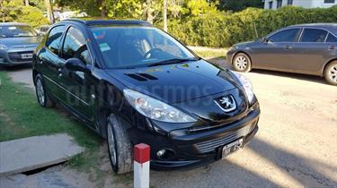 Foto venta Auto Usado Peugeot 207 Compact 5Ptas. 1.6 N Feline / XT (110cv) (2011) color Negro precio $185.000