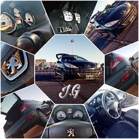 Foto venta Auto Usado Peugeot 207 GTi 3P (2012) color Gris precio $182.000