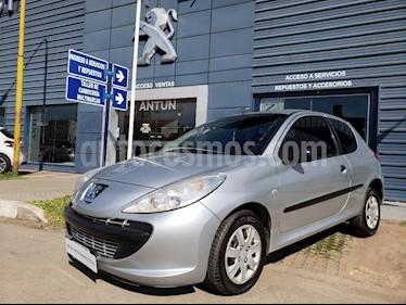 Foto venta Auto Usado Peugeot 207 GTi 3P (2009) color Gris Claro precio $140.000