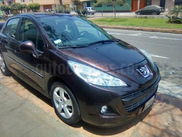 Foto venta Auto Usado Peugeot 207 Premium 2.0L 4P (2011) color Negro Onix precio u$s8,200