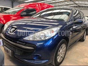 Foto venta Auto Usado Peugeot 207 XT (2009) color Azul precio $141.450