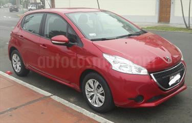 Foto venta Auto usado Peugeot 208 1.2 Active (2015) color Rojo Rubino precio u$s11,300