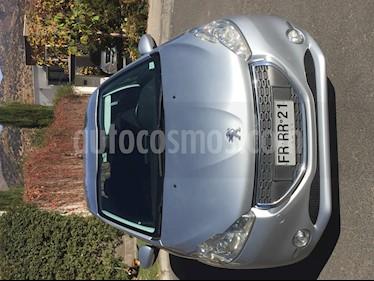 Peugeot 208 1.4L Active HDi 5p usado (2013) color Gris Aluminium precio $6.390.000