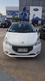 Foto venta Auto Usado Peugeot 208 1.4L Allure e-HDi 5p (2014) color Blanco precio $7.600.000