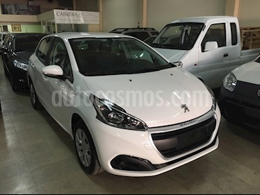 Foto venta Auto Usado Peugeot 208 1.5 N 8v Active (90cv) (L16) (2018) color Blanco precio $460.000
