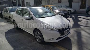 Foto venta Auto Usado Peugeot 208 1.6 N 16v Feline (115cv) (2014) color Blanco precio $369.000