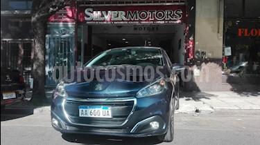 Foto venta Auto Usado Peugeot 208 1.6 N 16v Feline Pack Cuir (115cv) (2016) color Azul precio $420.000