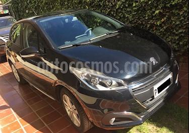 Foto venta Auto usado Peugeot 208 1.6L Active  (2018) color Negro precio u$s21.500