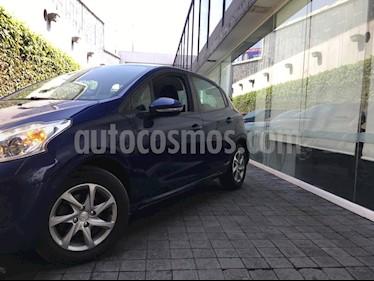 Foto venta Auto Usado Peugeot 208 1.6L Allure 3P (2015) color Azul precio $159,000