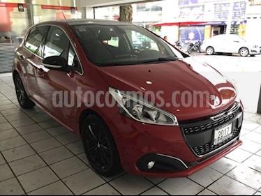 Foto venta Auto Seminuevo Peugeot 208 1.6L Allure Aut (2017) color Rojo precio $229,000