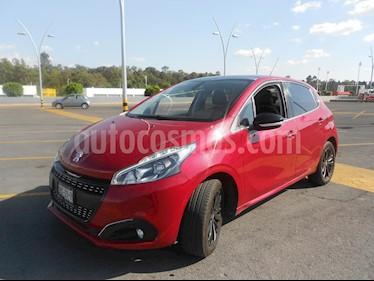 Foto venta Auto Usado Peugeot 208 1.6L Allure (2017) color Rojo precio $220,000
