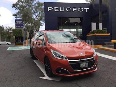 Foto venta Auto Usado Peugeot 208 1.6L Allure (2016) color Naranja precio $189,900