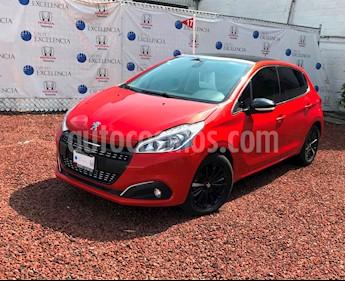 Foto venta Auto Usado Peugeot 208 1.6L Feline (2017) color Naranja precio $210,000
