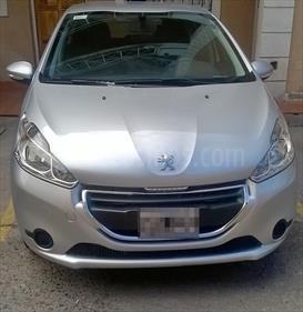 Foto venta Auto Usado Peugeot 208 Active 1.5  (2014) color Plata precio $229.000