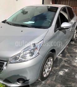 Foto venta Auto Usado Peugeot 208 Active 1.5  (2014) color Gris Aluminium precio $279.000