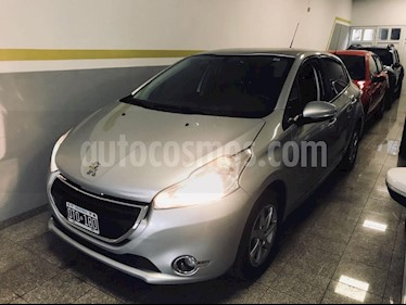 Foto venta Auto usado Peugeot 208 Active 1.5  (2015) color Gris Claro precio $340.000