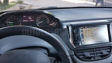 Foto venta Auto Usado Peugeot 208 Allure 1.5 Full  (2014) color Gris Aluminium precio $255.000