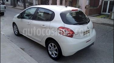 Foto venta Auto Usado Peugeot 208 Allure 1.5 Full  (2014) color Blanco precio $330.000