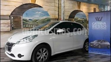 Foto venta Auto Usado Peugeot 208 Allure 1.5 NAV (2013) color Blanco precio $265.000