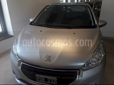 Foto venta Auto Usado Peugeot 208 Allure 1.5 NAV (2016) color Gris Aluminium precio $360.000