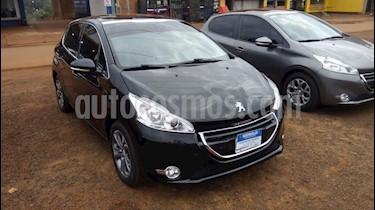 Foto venta Auto Usado Peugeot 208 Feline 1.6 N 5p Pack Cuero (2013) color Negro precio $330.000