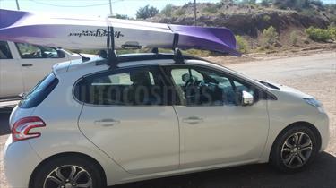 Foto venta Auto Usado Peugeot 208 Feline 1.6  (2013) color Blanco Nacre precio $279.999
