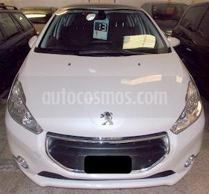 Foto venta Auto Usado Peugeot 208 Feline 1.6  (2013) color Blanco precio $286.500