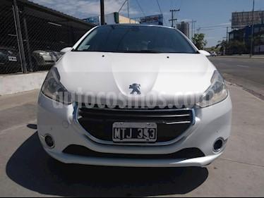 Foto venta Auto Usado Peugeot 208 Feline 1.6  (2013) color Blanco precio $340.000