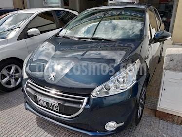 Foto venta Auto Usado Peugeot 208 Feline 1.6  (2015) color Azul precio $410.000