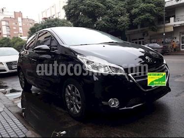 Foto venta Auto Usado Peugeot 208 GT 1.6 THP (2014) color Negro precio $320.000