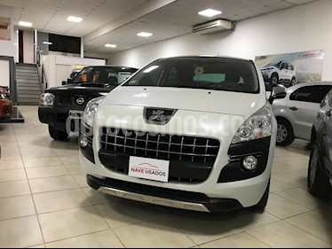 Foto venta Auto Usado Peugeot 3008 1.6 Allure Thp 163cv Tiptronic (2013) color Blanco precio $425.000