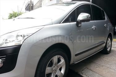 Foto venta Auto Usado Peugeot 3008 1.6T 6MT Premium Plus (156cv) (2010) color Gris Plata  precio $265.000