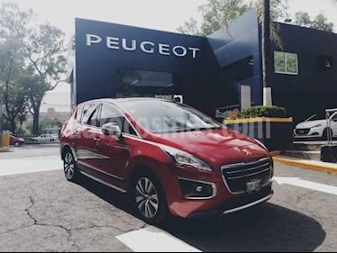 Foto venta Auto Seminuevo Peugeot 3008 Feline (2016) color Rojo precio $259,900