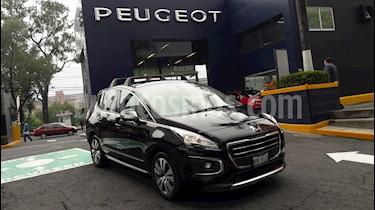 Foto venta Auto Seminuevo Peugeot 3008 Feline (2016) color Negro precio $229,900