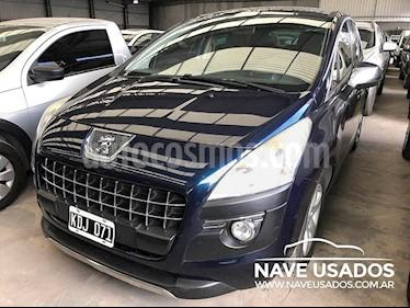 Foto venta Auto Usado Peugeot 3008 PREMIUM 156 CV (2011) color Azul Oscuro precio $345.000