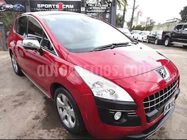 Foto venta Auto Usado Peugeot 3008 Premium Plus Tiptronic (2011) color Rojo Babylone precio $340.000