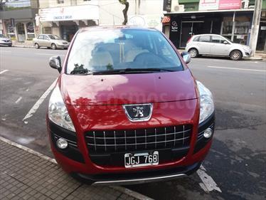 Foto venta Auto Usado Peugeot 3008 Premium (2010) color Rojo Babylone precio $260.000