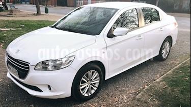Peugeot 301 1.6L Active HDi usado (2015) color Blanco precio $7.190.000