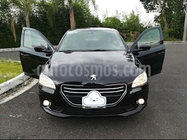 Foto venta Auto usado Peugeot 301 Active Aut (2015) color Negro Onix precio $140,000