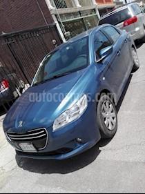 Foto venta Auto Usado Peugeot 301 Active HDi Diesel (2016) color Azul precio $159,000