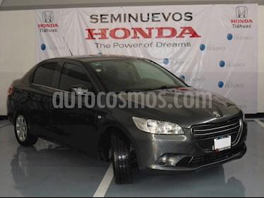 Foto venta Auto Seminuevo Peugeot 301 Active HDi Diesel (2017) color Gris Shark precio $186,000