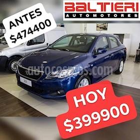 Foto venta Auto Usado Peugeot 301 Allure 1.6 (2018) color Gris Oscuro precio $399.900