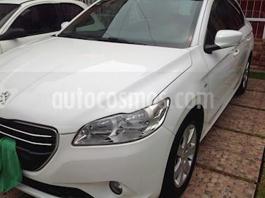 Foto venta Auto Seminuevo Peugeot 301 Allure (2013) color Blanco Banquise precio $115,000