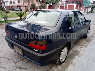 Foto venta Auto usado Peugeot 306 (SEDAN) XR 1.4 (1998) color Azul precio $9,950