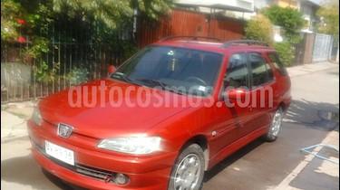 Peugeot 306 Station XN Break  usado (2002) color Rojo precio $1.600.000