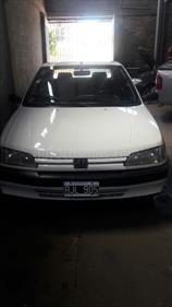 Foto venta Auto Usado Peugeot 306 SR (1997) color Blanco precio $85.000
