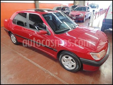 Foto venta Auto Usado Peugeot 306 ST (1997) color Bordo precio $125.000